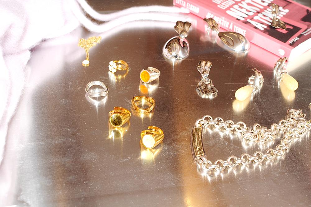 Smykker fra Annie Berner hos SORGENFRI