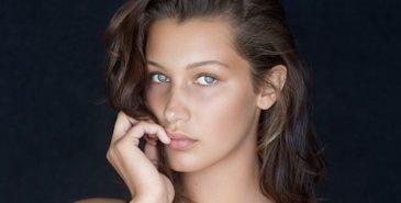 Bella Hadid i den første store FaceTime-kamapanjen for Jacquemus