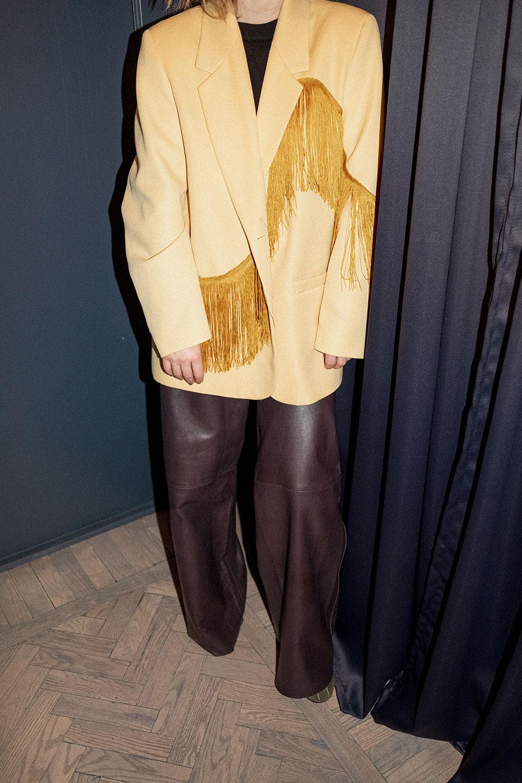 Cathrine Børter satser med klesdesign i Pearl Octopuss.y