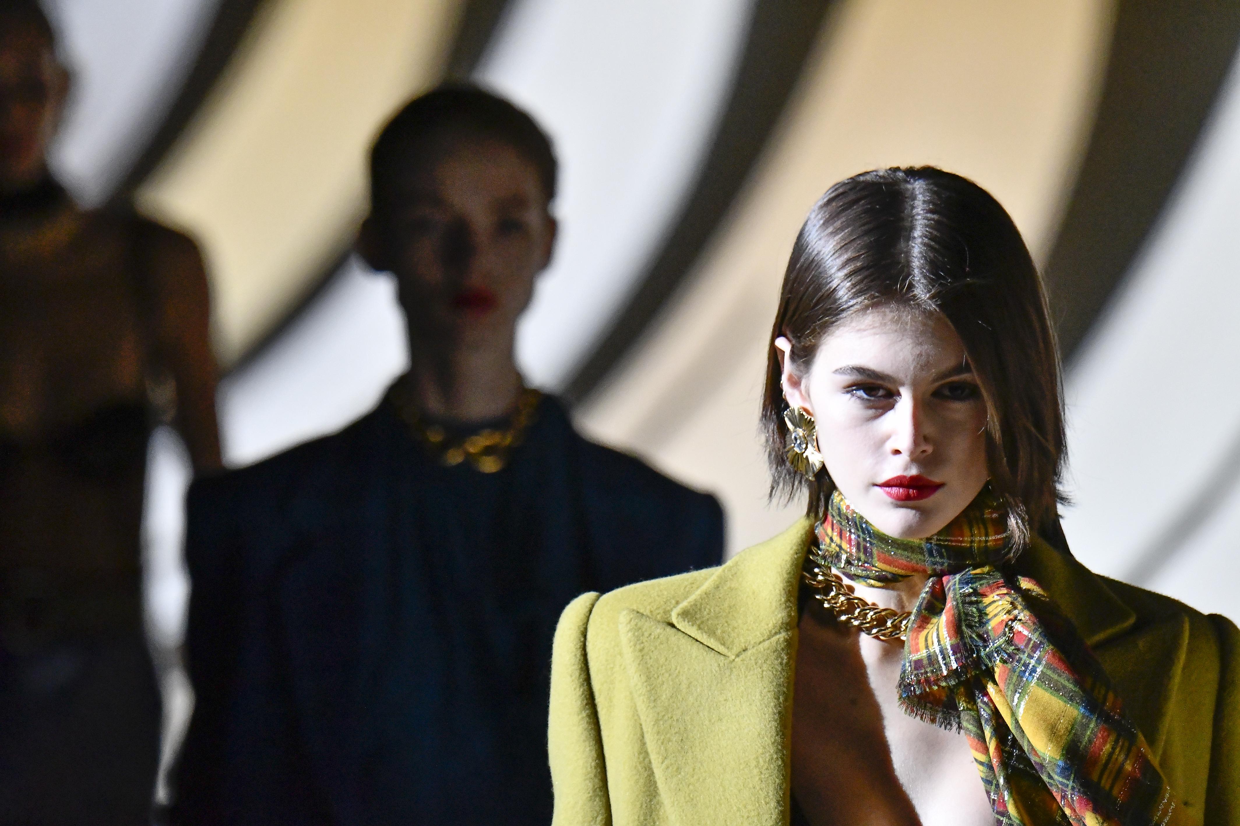 Saint Laurent trekker seg fra fashion week