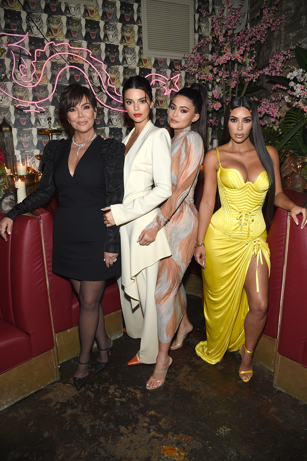Hvor mye er the Kardashians verdt?