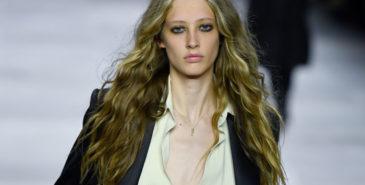 Celine kritiseres for å ikke bruke svarte modeller