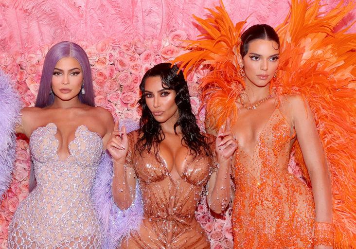 Så mye er the Kardashians verdt