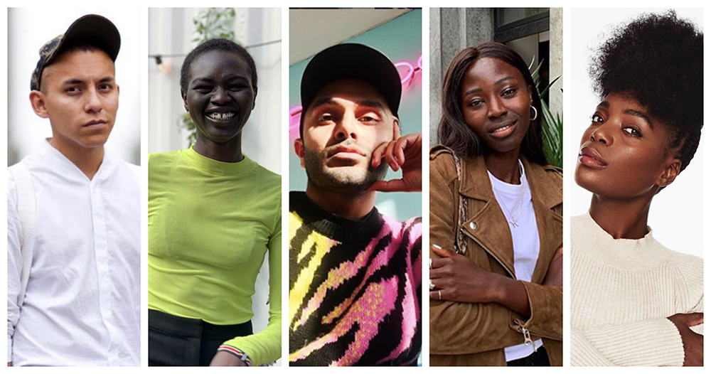 Fem norske moteprofiler om å oppleve rasisme på kroppen