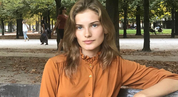 Signe Veiteberg på Models.com sin Top 50-liste