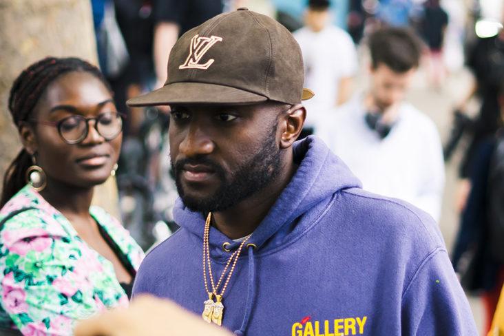 Off-White- og Louis Vuitton-designer Virgil Abloh slepes på nettet etter Black Lives Matter-donasjon