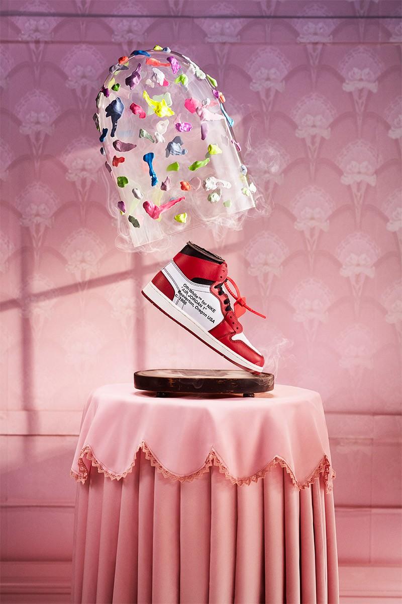 Vil du vinne sneakers?