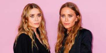 Bilde av The Row-designerne Mary kate og Ashley Olsen