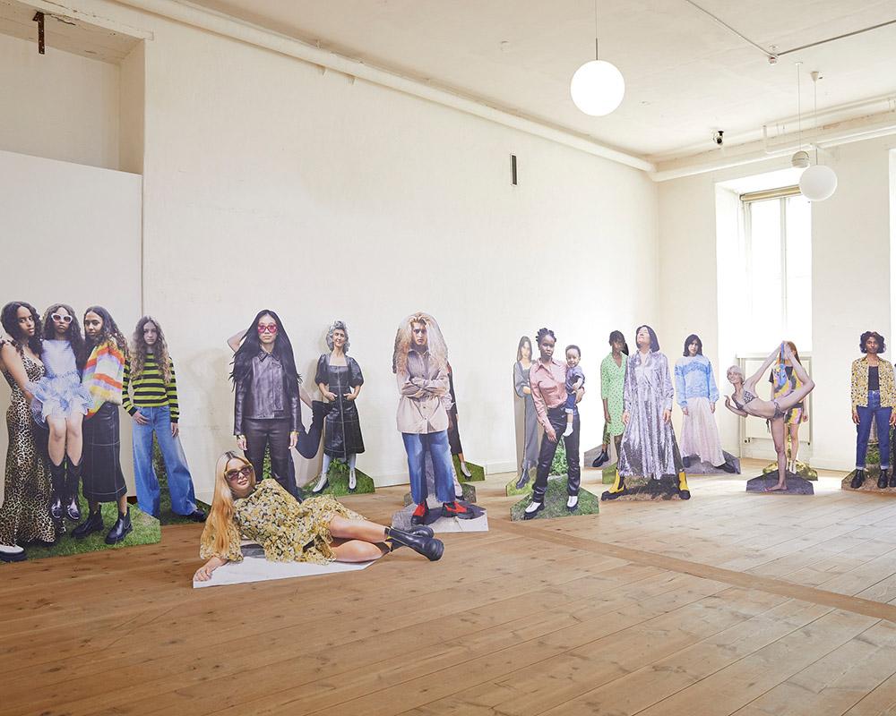 Ganni under Copenhagen Fashion Week