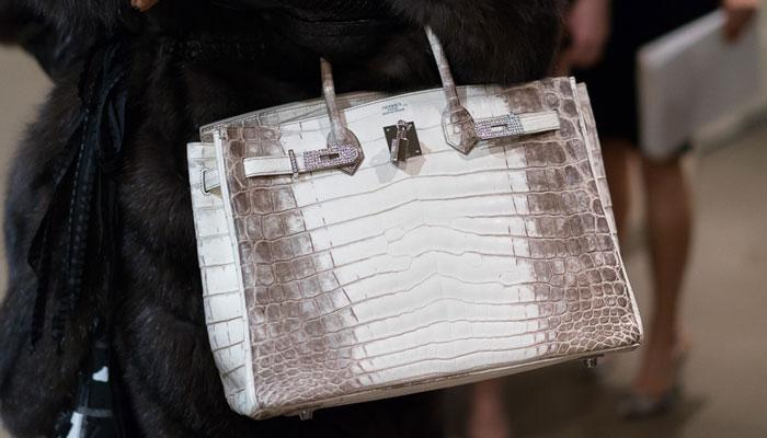 Hermès satte ny verdensrekord