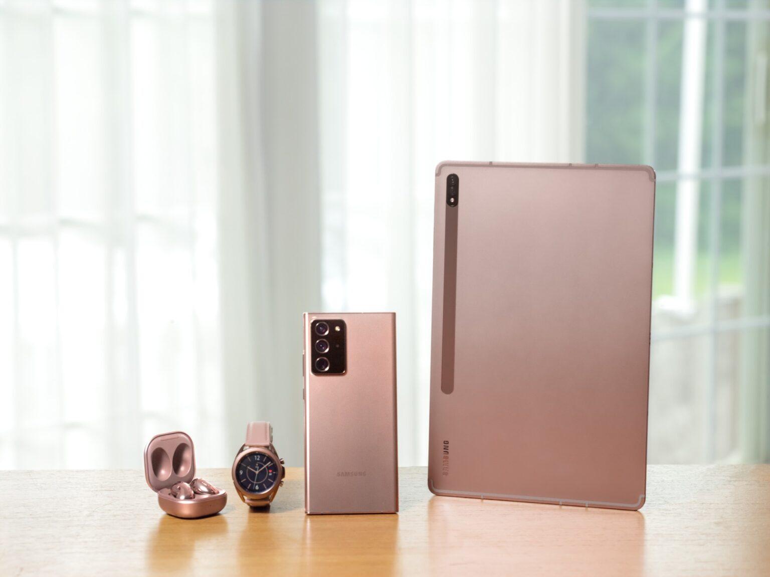 De nye mobilene fra Samsung