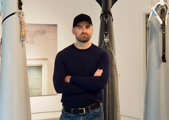 Admir Batlak vant kunstpris