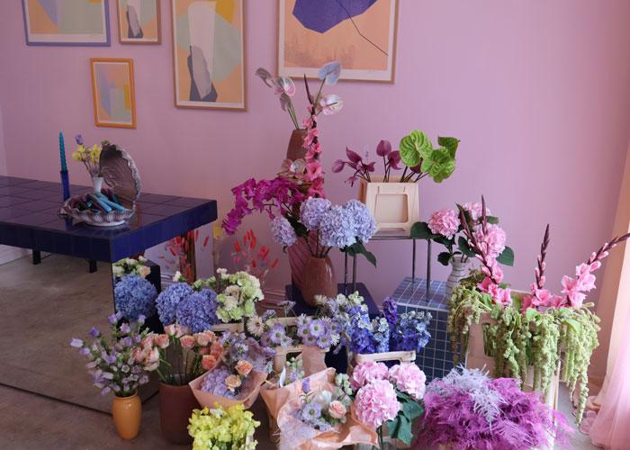 Tørka Blomster åpner Carousel i Oslo