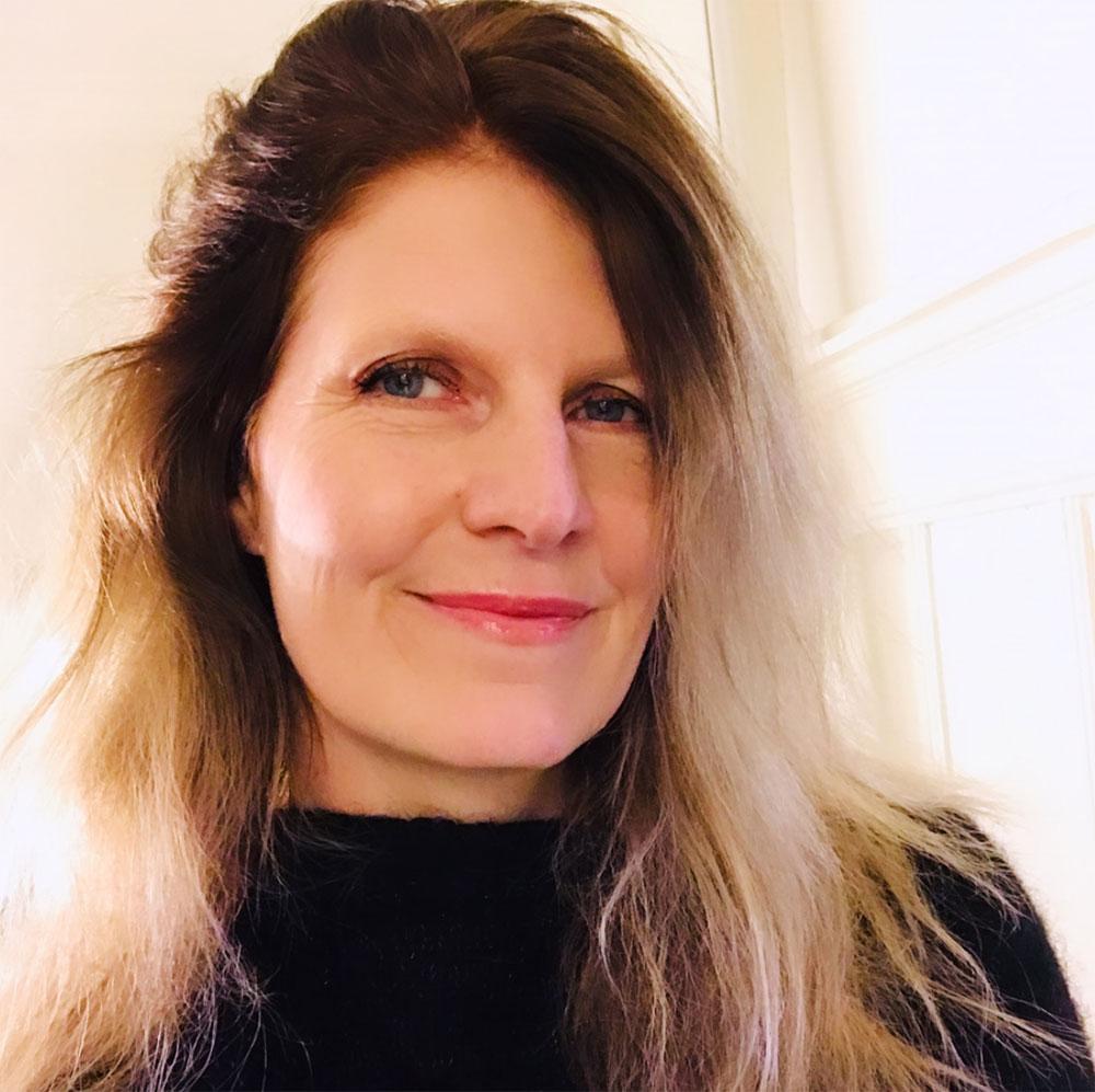 Moteviter Pia Henriksen om grått hår