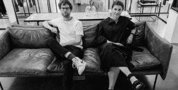 Designer Mattia Van Severen skal ta Tom Wood ut i verden