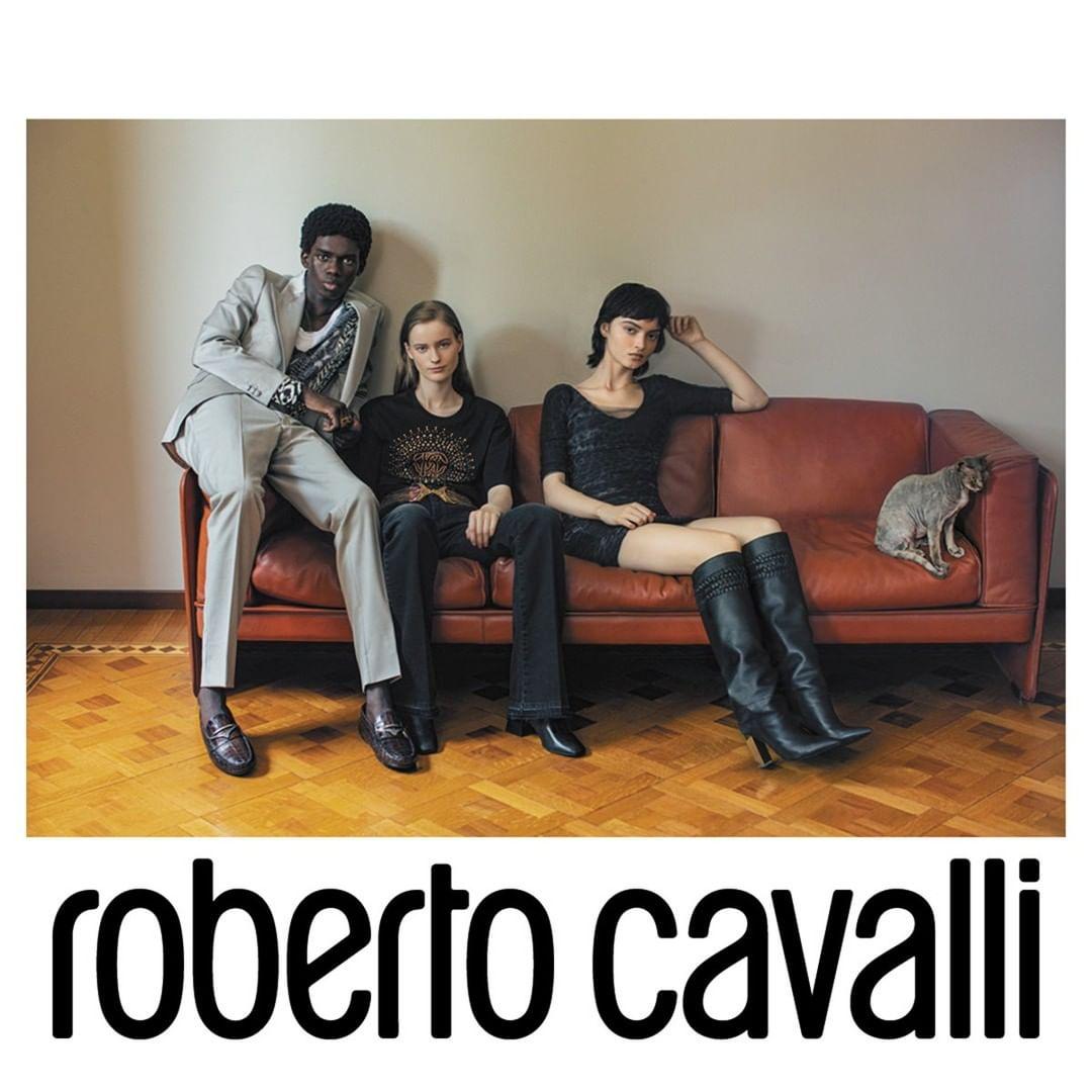 Roberto Cavalli-kampanje skutt av Ola Rindal