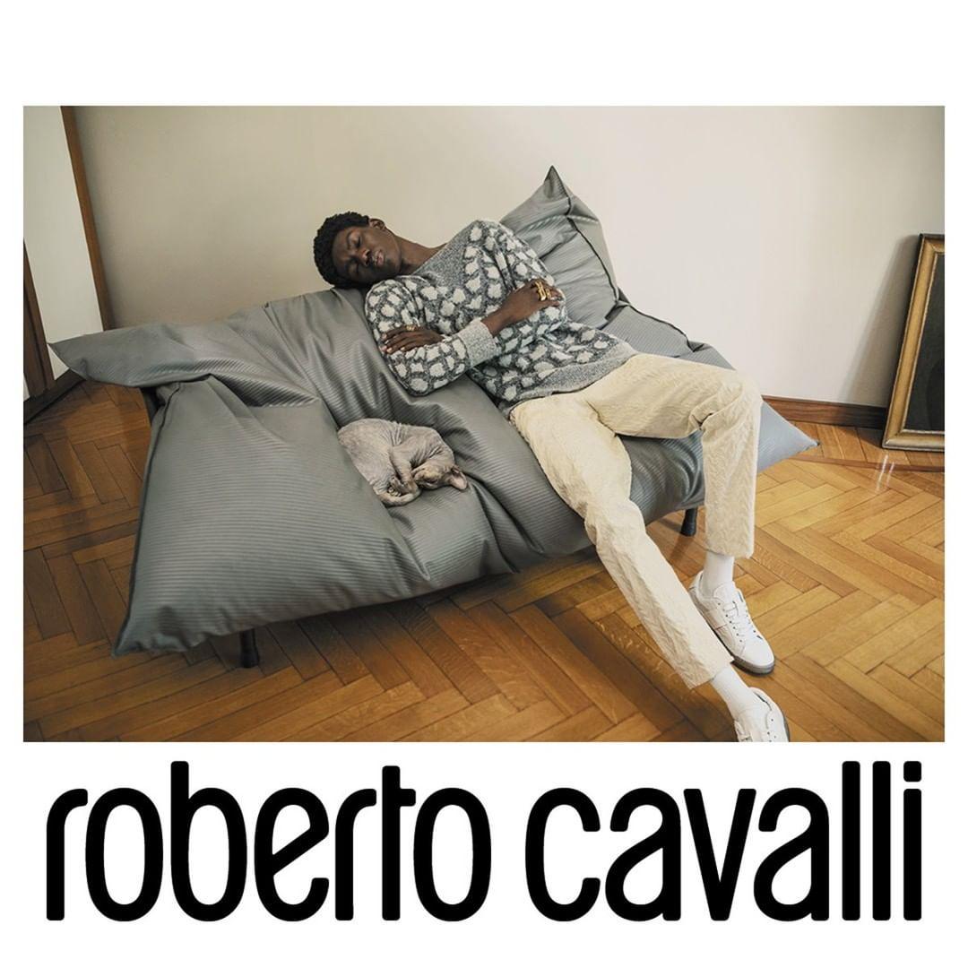 Roberto Cavalli-kampanjer skutt av Ola Rindal