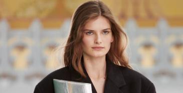 Signe Veiteberg fra catwalken til Louis Vuitton