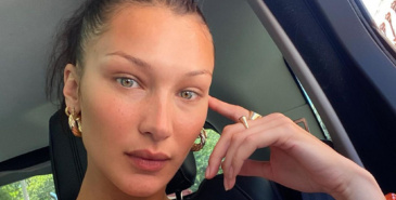 Kan Bella Hadid sikre comeback for Polo Jeans?