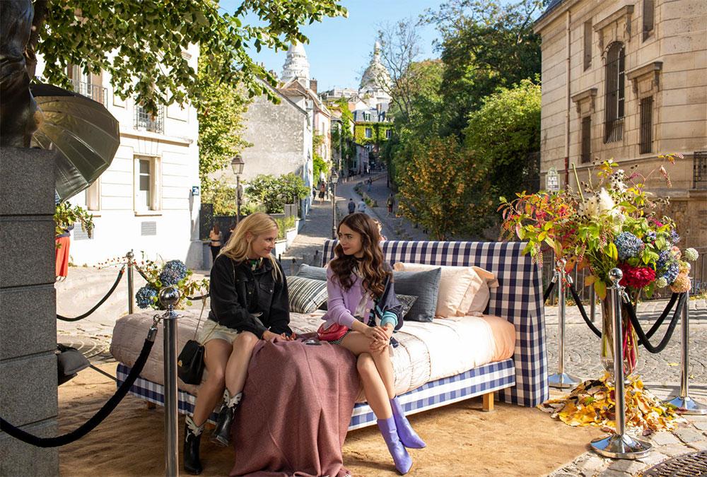 Hvor woke er Emily in Paris?