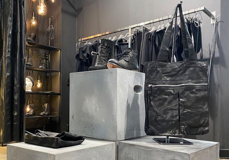Innbrudd i klesbutikken HEVN i Oslo sentrum