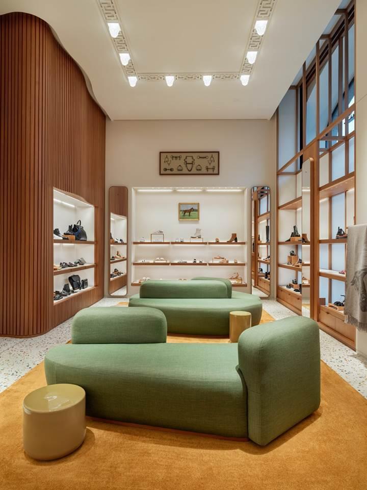 Moteuka oppsummert: Hermes åpner ny butikk i Stockholm.