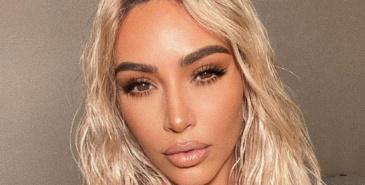 Kim Kardashian West slepes etter bursdagsfeiring