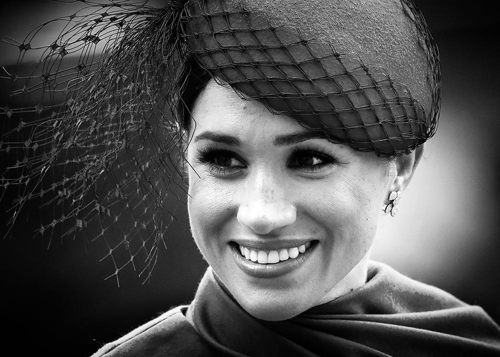 Meghan Markles Vogue-utgave skapte splid i kongefamilien