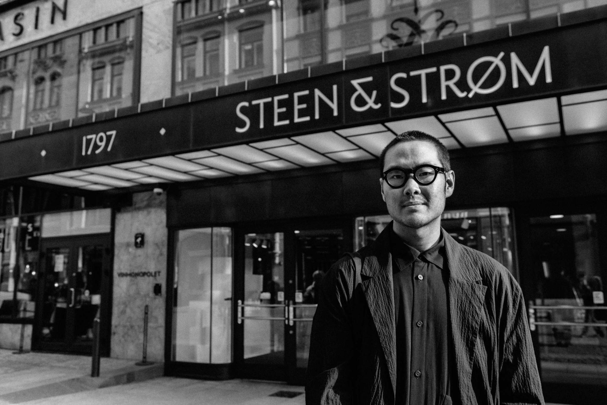 Steen & Strøm får skryt av Louis Vuitton