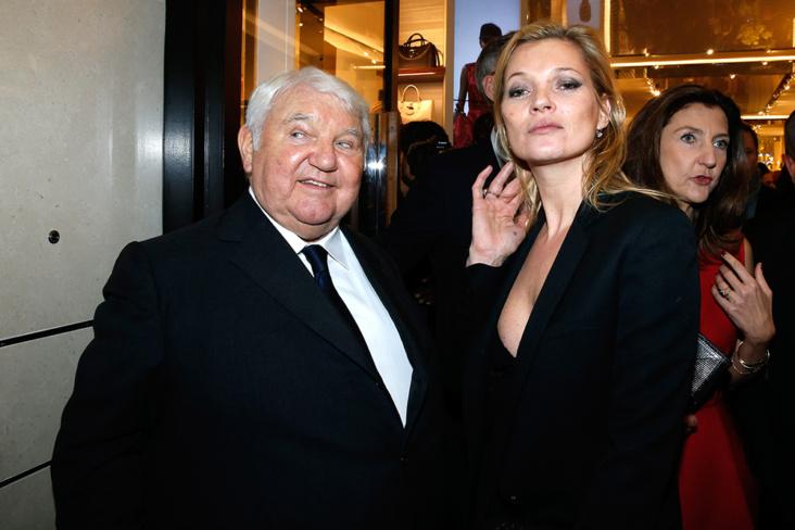 Philippe Cassegrain er død av korona