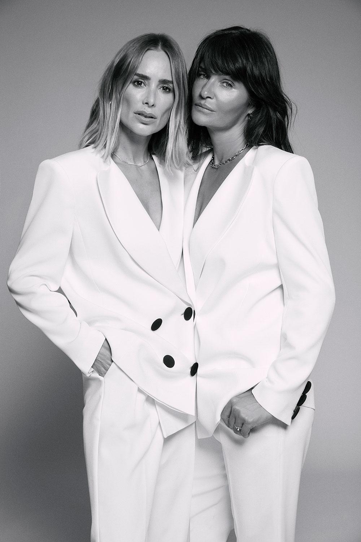 Anine Bing lanserer samarbeidskolleksjon med Helena Christensen