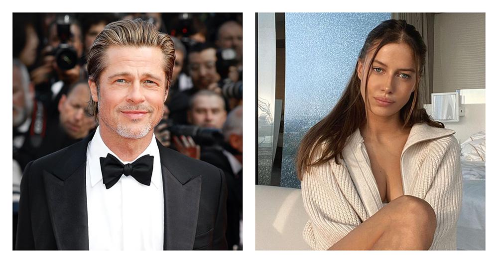 Slutt mellom Brad Pitt og Nicole Poturalski