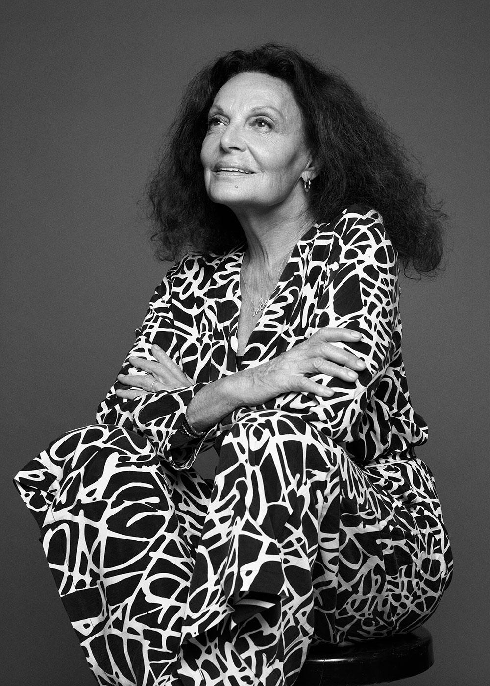 H&M Home lanserer kolleksjon med Diane von Furstenberg