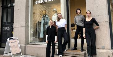 Norske motebutikker håper kundene nå vil gjøre julehandelen lokalt