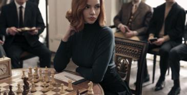 Tar The Queen's Gambit over for Emily in Paris?