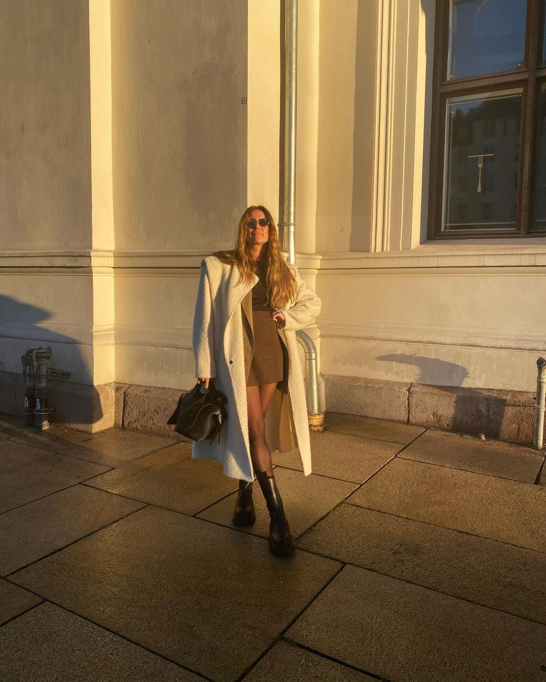 Julie Varner er en av flere norske moteprofiler som gleder seg til å pynte seg hjemme.