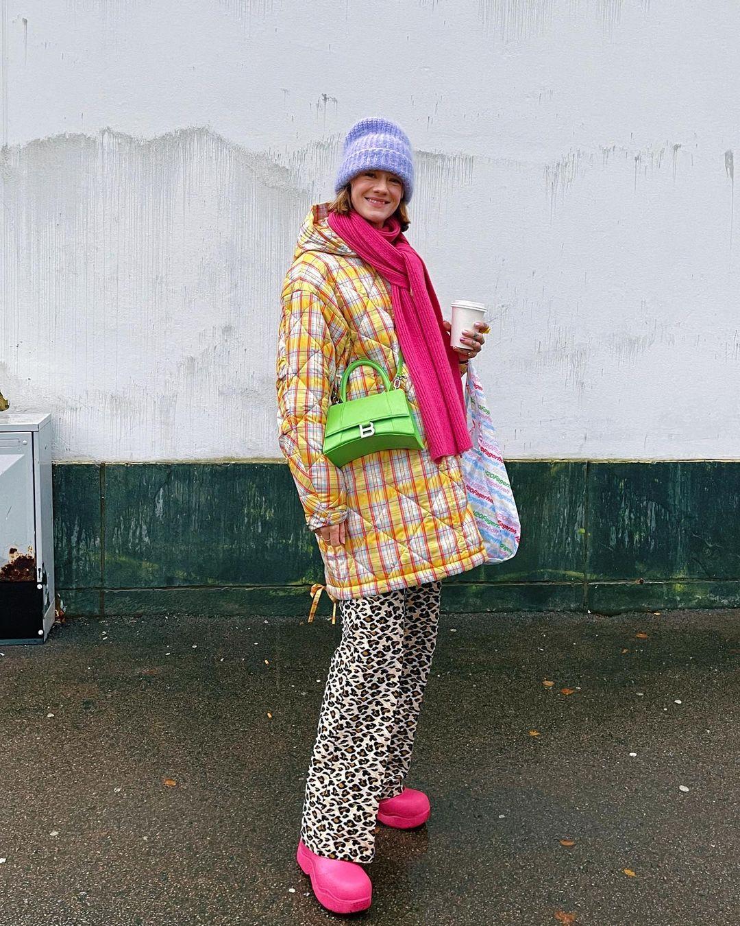 Marianne Theodorsen er en av flere norske moteprofiler som gleder seg til feiring.