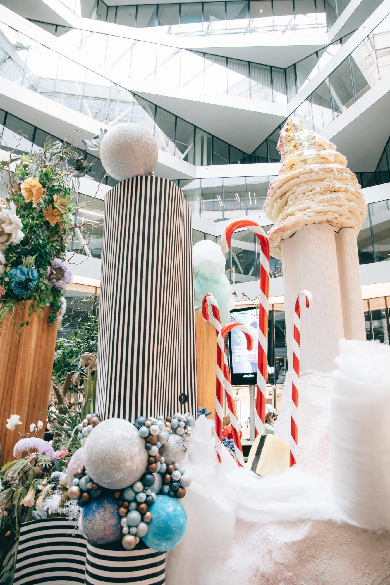 Jul på Aker Brygge