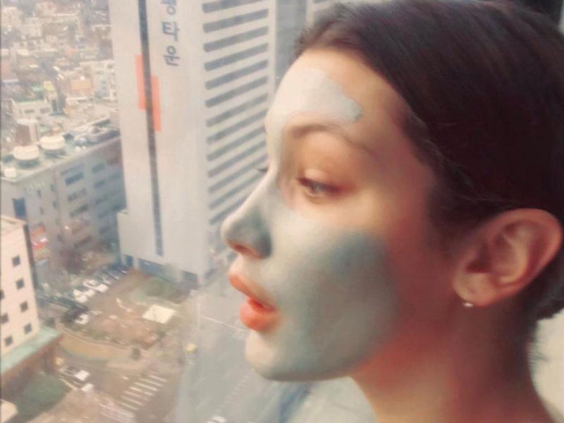 9 digge ansiktmasker