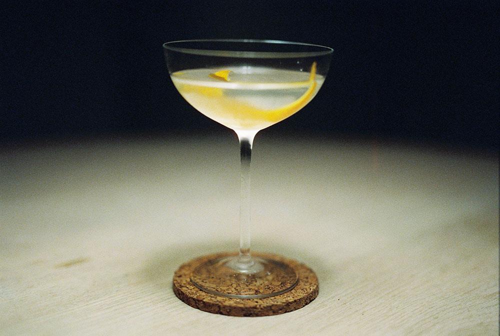 Cocktails til romjulen