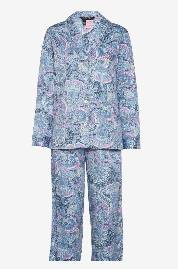 Luksuspyjamas fra Ralph Lauren