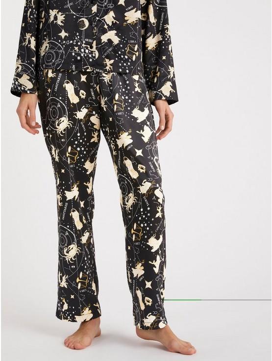 Luksuspyjamas fra Lindex