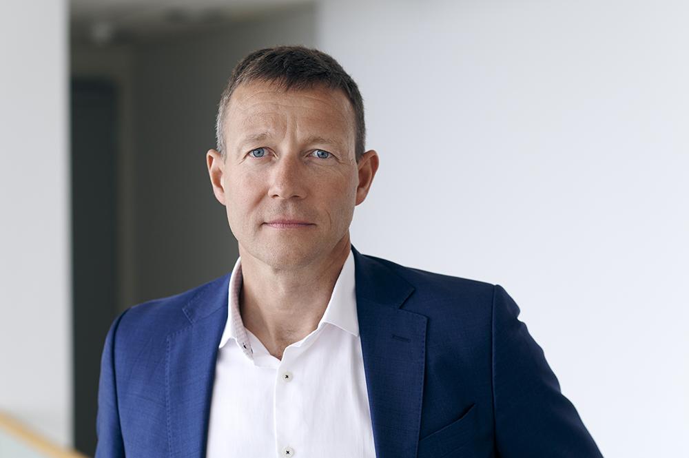 Harald Jachwitz Andersen, direktør for Virke Handel