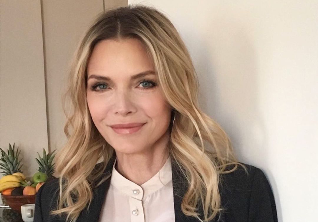 Michelle Pfeiffer spiller Betty Ford i Showtime-serien The First Lady