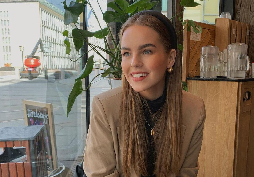 Mitt skjønnhetsunivers Monica Flatland