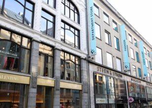 Nå stenger undertøysbutikken Bare Philosophy på Steen & Strøm i Oslo