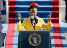Hvem er egentlig Amanda Gorman som leste opp dikt under presidentinnsettelsen av Joe Biden?