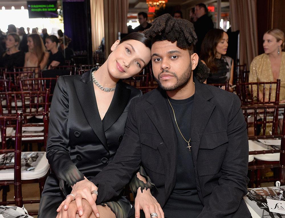 The Weeknd med stikk til Bella Hadid?