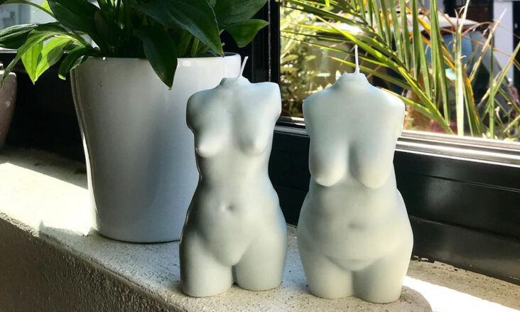 Body candles tar av på Instagram