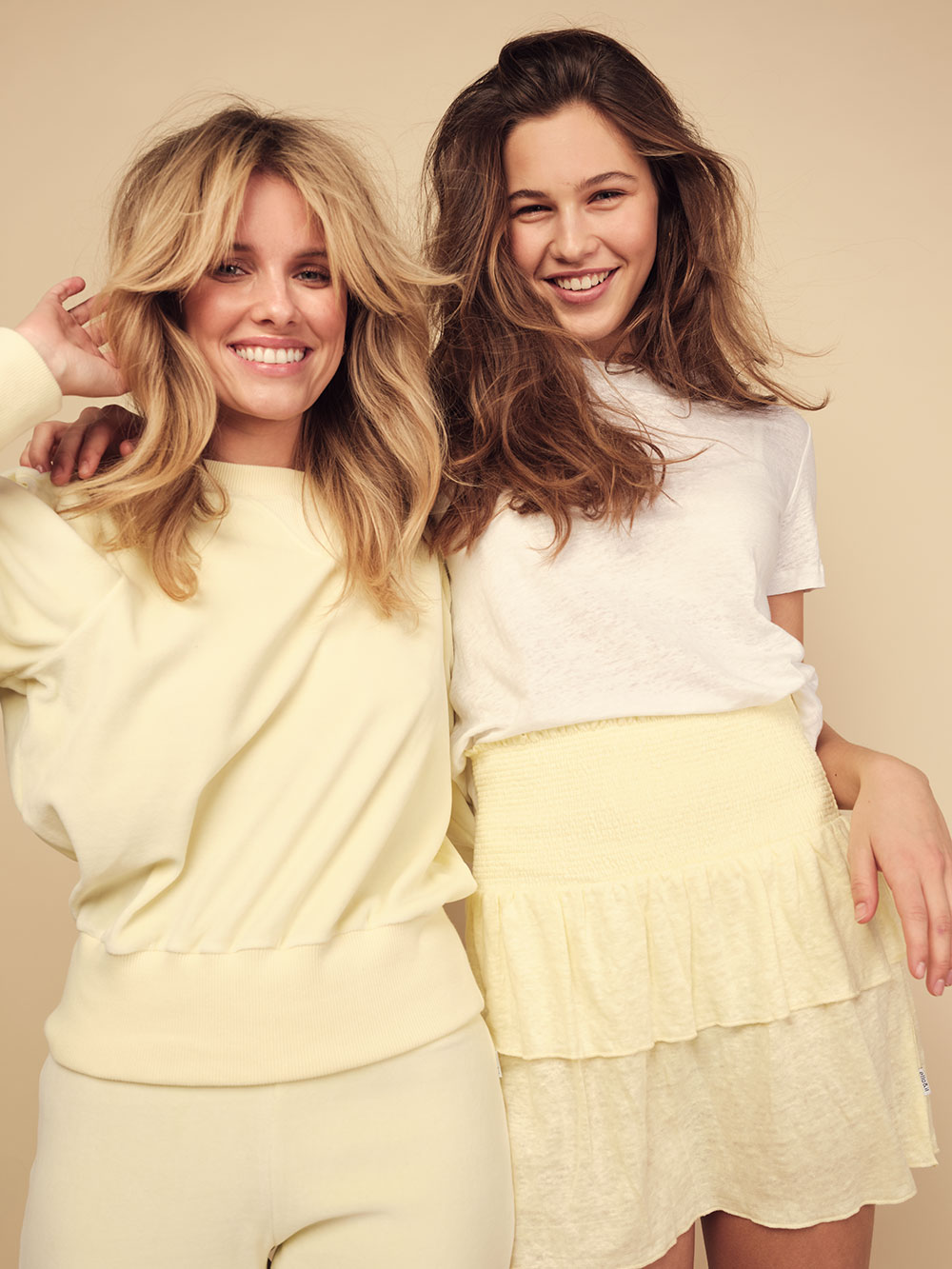 Norske ella&il satser internasjonalt med loungewear under korona